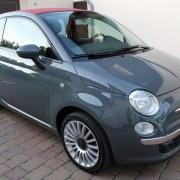 Fiat 500C Tageszulassung